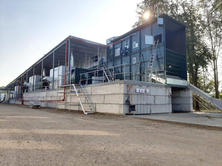 Kauno r. Kanapių džiovykla CD50300